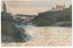 Lwów Lemberg Park Kilińskiego 1901 r.