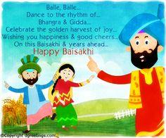 Dgreetings - Baisakhi Greeting Cards-DGreetings.com