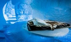 Nights on ice in Sweden's Arctic wonderland The new open-all-year ice hotel is the base for exploring the dramatic, snowy beauty of the frozen north