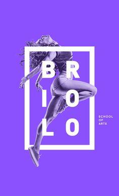 Briolo   School of Arts on Behance