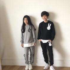 Cute Asian Babies, Korean Babies, Asian Kids, Couple Outfits, Kids Outfits Girls, Cute Outfits For Kids, Baby Girl Pictures, Cute Baby Pictures, Cute Baby Girl