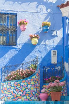 Chefchaoeun: Why is There a Blue City in Morocco? – There She Goes Again Morocco Travel, Africa Travel, Vietnam Travel, Blue City Morocco, Beautiful Architecture, Gothic Architecture, Ancient Architecture, Chakra Art, Moroccan Blue