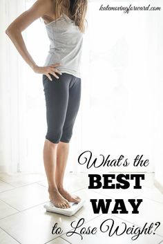How can I lose weight in a healthy manner? There are so many methods...this is a great breakdown of how diets work and why it's okay to do what is best for YOU!
