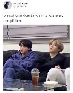 Not scary, amazing :D Kim Seokjin Bts, Bts Taehyung, Bts Bangtan Boy, Bts Jimin, Bts Funny Videos, Bts Memes Hilarious, Funny Drunk Texts, Drunk Humor, 9gag Funny