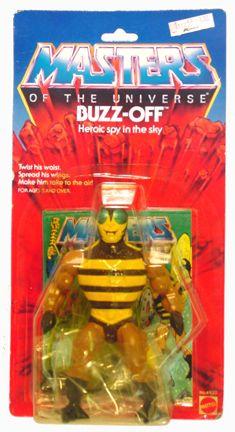 Les Maitres de L'univers - Buzz