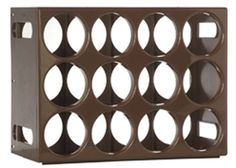 Wine Racks - Le Cellier Wine Rack Dark Brown *** Read more reviews of the product by visiting the link on the image.