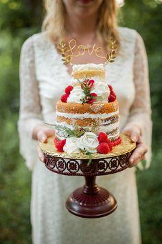 Gold love wedding cake topper Cursive love gold cake by Lietofiore