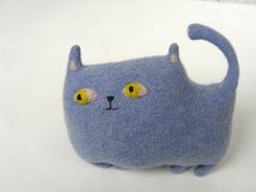 Cat Plush by NataliBright