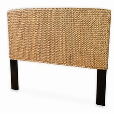 ElanaMar Designs Key West Wicker Headboard