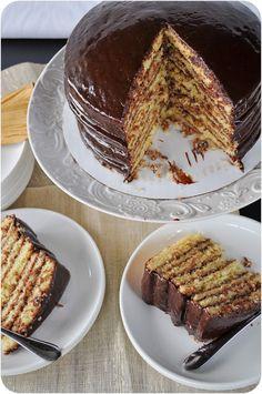Smith Island Cake Recipe via Lemon Sugar. Prep Time (including frosting): 90 minutes. Bake Time: 30 minutes.