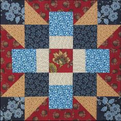 Civil War Quilts: Westering Women 10: Rocky Mountain Chain
