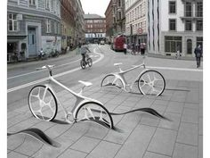 Turning Copenhagen Into Bikeland