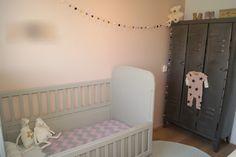 Soft color girls room