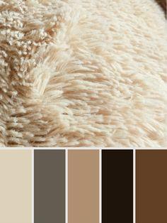 Soft Chocolate - Color Palette #colorpalettes #palette