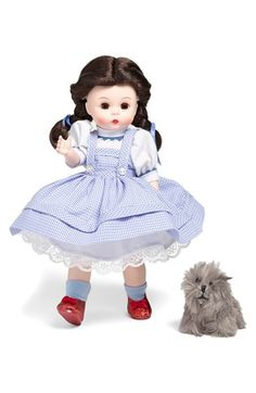 Madame Alexander 'Dorothy & Toto' Collectible Doll (8 inch)