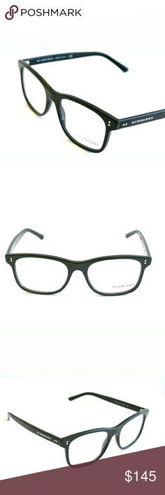 d00116d529 Burberry Eyeglasses Authentic Burberry Eyeglasses Black frame 55mm Burberry  Accessories Glasses Eyeglasses