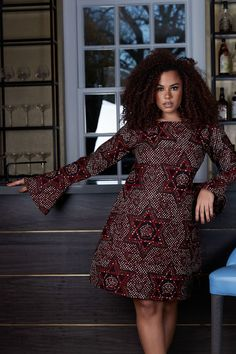 African Print Clothing, African Print Dresses, African Print Fashion, African Fashion Dresses, African Dress, Fashion Prints, African Prints, Fashion Outfits, Fasion