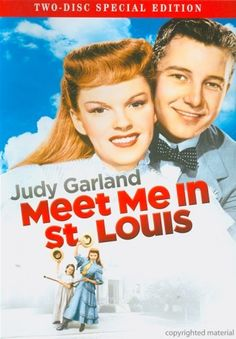 Meet Me In St. Louis: Special Edition DVD | Classic Films & Movies on DVD & Video | TCM Store