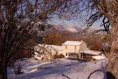 Gite rural Drôme pour vingt personnes, Bellegarde en Diois