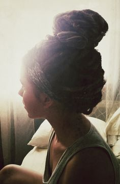 #dread #dreadlocks #hair