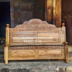 Best quality carving design all kind of teakwood furniture manufacturer Wooden Main Door Design, Wood Bed Design, Bedroom Bed Design, Bed Furniture, Furniture Design, Bedroom Cabinets, Carving Designs, Wood Beds, Furniture Manufacturers