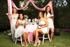 Feeling nervous about how to conduct yourself at an imminent tea party that you have been invited to? Calm yourself, relax and then read on to know the etiquette that govern a tea party. Hen Night Ideas, Hens Night, Budget Wedding, Our Wedding, Wedding Ideas, Bridal Shower, Wedding Showers, Baby Showers, Maid Of Honor