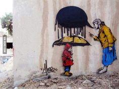 Negative words rain down on children like heavy tar...