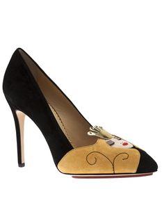 CHARLOTTE OLYMPIA 'Sleeping Beauty' Pump...I NEED THESE OMG