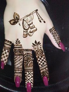 Henna Tattoo Designs Simple, Basic Mehndi Designs, Back Hand Mehndi Designs, Latest Bridal Mehndi Designs, Stylish Mehndi Designs, Mehndi Designs For Beginners, Mehndi Designs For Girls, Mehndi Design Photos, Wedding Mehndi Designs