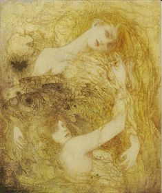 Masaaki Sasamoto lives and works in Yamanashi Prefecture, on the island of Honshu, Japan. The artworks of Masaaki Sasamoto are exhibited at Art Prefectural Gallery of Yamanashi Museum. Japanese Painting, Japanese Art, Arte Punk, Alphonse Mucha, Klimt, Pretty Art, Aesthetic Art, Oeuvre D'art, Art Boards