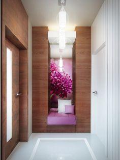 Kolorowy projekt wnętrz domu w Błoniu - Tissu