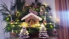 Medovníky Gingerbread, Christmas Tree, Holiday Decor, Home Decor, Homemade Home Decor, Xmas Tree, Xmas Trees, Decoration Home, Christmas Trees