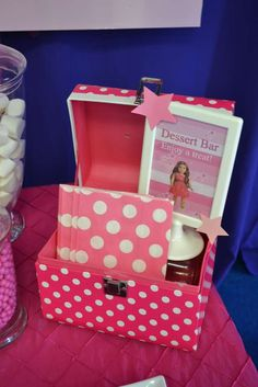 American Girl Birthday Party!  See more party planning ideas at CatchMyParty.com!