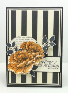 Stampin' Up! Birthday by Narelle F.