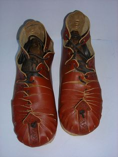 HALSTATT SHOES high by Syama on Etsy, $60.00