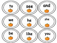 Free Sight Word Game!