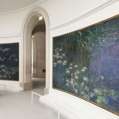 "everything-thing: "" Musée de l'Orangerie, Paris """