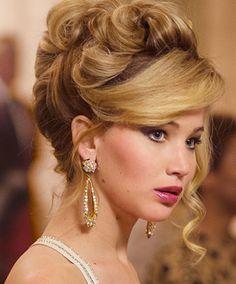 Get Jennifer Lawrence's American Hustle Hair Style!