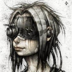 Safari Steampunk Anyone? Steampunk is a rapidly growing subculture of science fiction and fashion. Tatoo Steampunk, Steampunk Drawing, Arte Steampunk, Steampunk Artwork, Steampunk Glasses, Steampunk Architecture, Arte Grunge, Steampunk Accessoires, Arte Robot