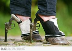 Shoes are getting weird these days.