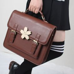 "Cute kawaii students cute uniform cherry blossom backpack Coupon code ""cutekawaii"" for 10% off"
