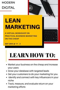 #SmallBusiness has been hit hard by the events of 2020 𝑎𝑛𝑑 #digital is on the greatest upswing of all time. And you are resilient and we're here to support you. Looking to brilliantly #market your #business on the cheap? Learn how during this quick 3 hour virtual event. ✂️ In this class you'll learn practical tips on how to fast track your #BusinessGrowth through proven lean #MarketingStrategies. ✂️ #moderndigital #businessmarketing #digitalmarketingtraining #digitalmarketing2020 Marketing Quotes, Marketing Plan, Real Estate Marketing, Content Marketing, Affiliate Marketing, Digital Marketing, Business Motivation, Business Quotes, Social Media Page Design