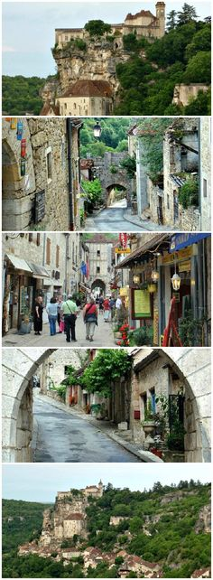 Seven days of walking from Martel through France's glorious countryside and 6 of its most beautiful villages end in Rocamadour. Considered the second most important religious site in France, the village attracts a steady stream of visitors. Learn where to stay, what to see + tips for planning the perfect itinerary!