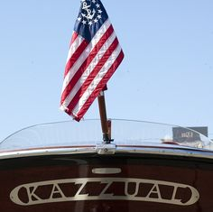 It's always Kazzual on the Tennessee River