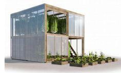 Sistema promissor de fazendas urbanas: Impact Farm