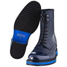 Oslo - Elevator boots for men | Guidomaggi