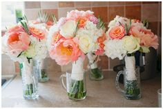 Cool 40+ The Attractive Peony Wedding Bouquets https://oosile.com/40-the-attractive-peony-wedding-bouquets-7581