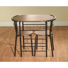 Dining Table Set For 2 Bistro