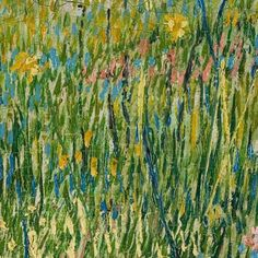 Vincent van Gogh – Kröller-Müller Museum, Otterlo.