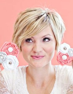Easy Layered Hairstyles for Short Hair 2014
